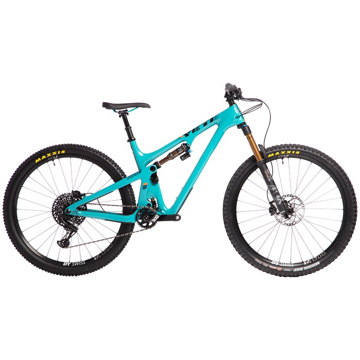 Yeti Cycles - SB130 TURQ X01 Eagle Complete Mountain Bike 2019