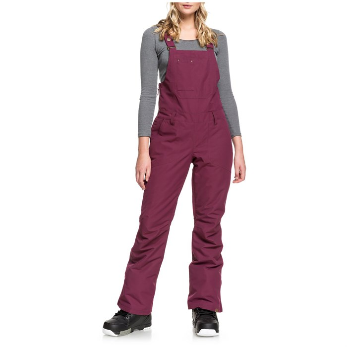 Roxy - Rideout Bib Pants - Women's