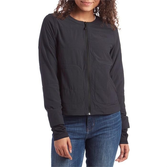 The North Face - Mountain Sweatshirt Collarless Full-Zip Jacket - Women's
