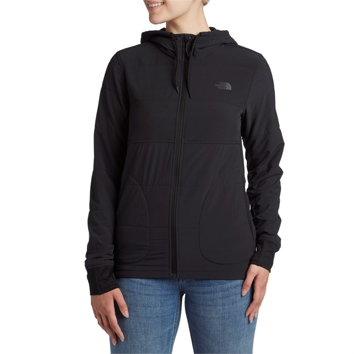 The North Face - Mountain Sweatshirt Full-Zip Hoodie - Women's