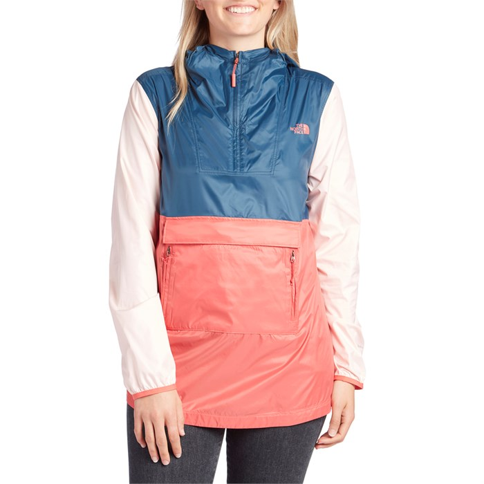The North Face - Fanorak 2.0 Pullover Jacket - Women's
