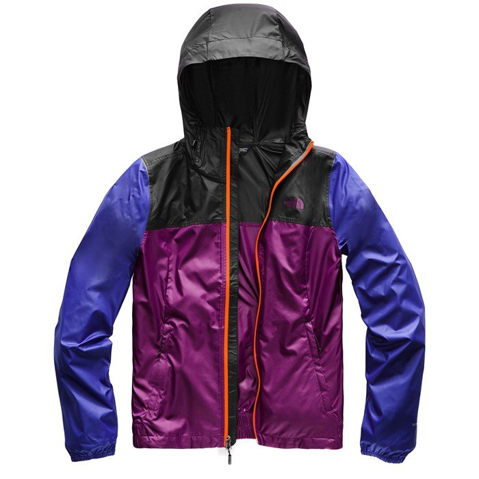 bb5e4c97c The North Face Cyclone Windbreaker Jacket - Women's