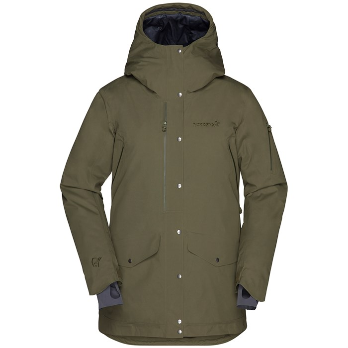 Norrona - Røldal GORE-TEX Insulated Parka - Women's