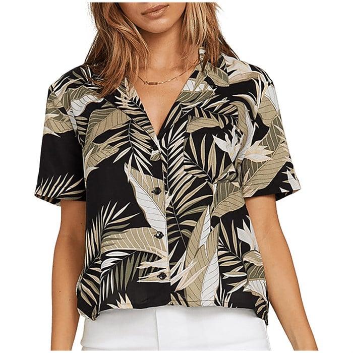 Volcom - Gen Wow Short-Sleeve Shirt - Women's