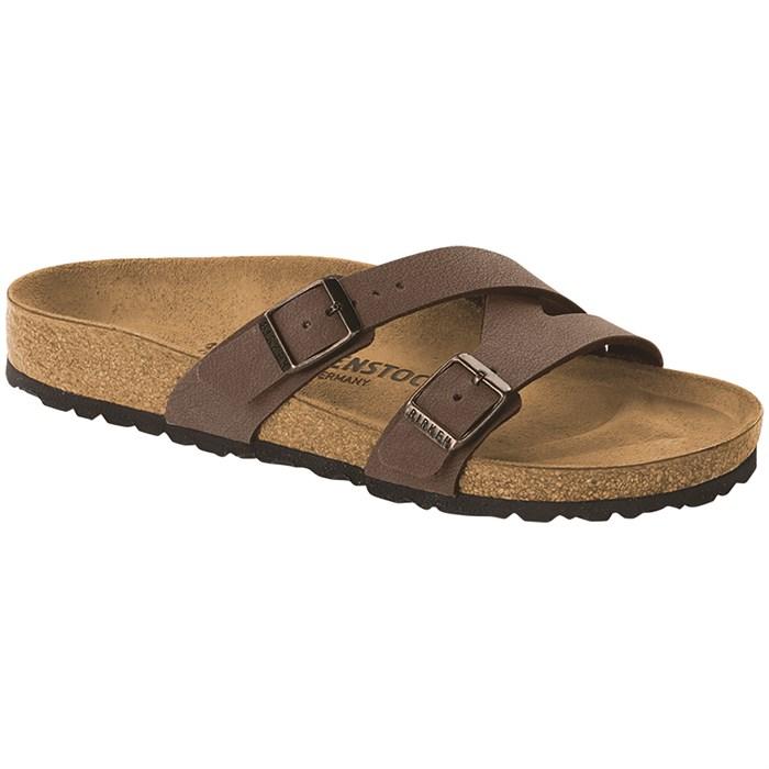 Birkenstock - Yao Birkibuc Sandals - Women's