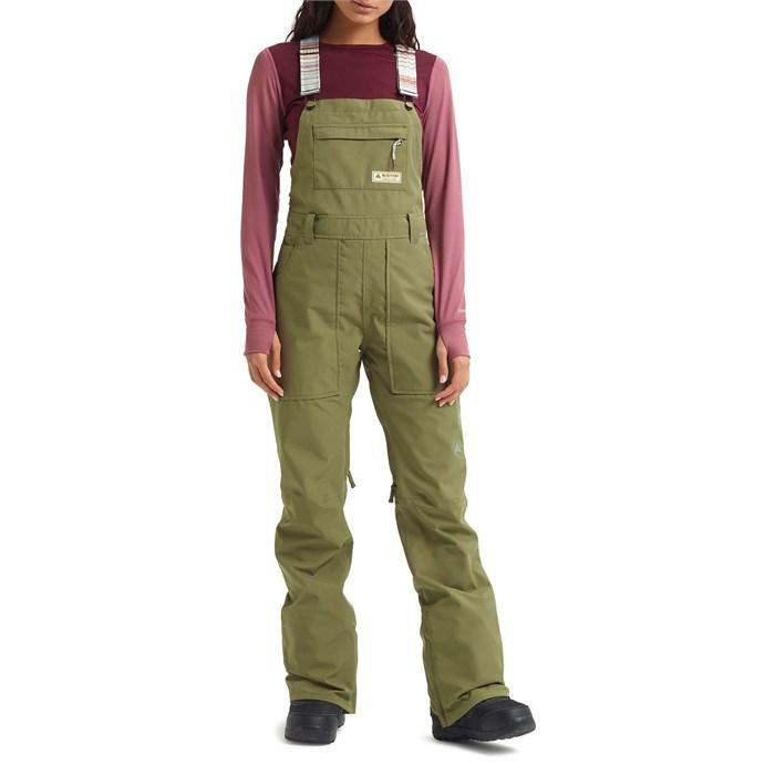 Burton - Avalon Short Bib Pants - Women's