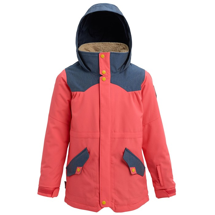 Burton - Shortleaf Parka - Girls'