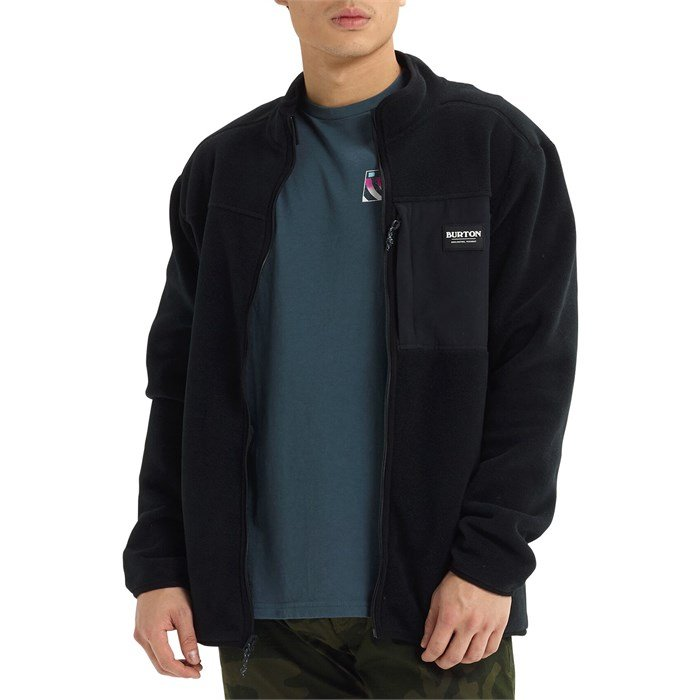 Burton - Hearth Full-Zip Fleece