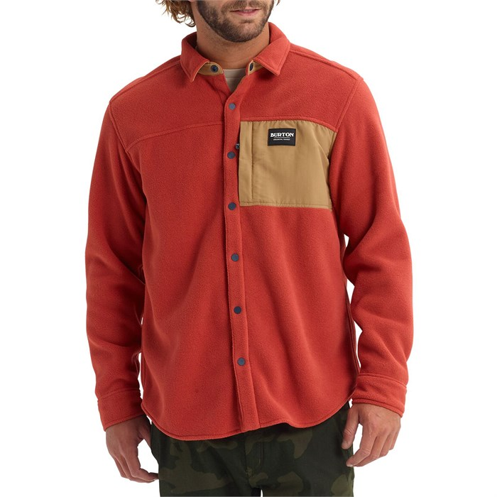 Burton - Hearth Snap-Up Fleece
