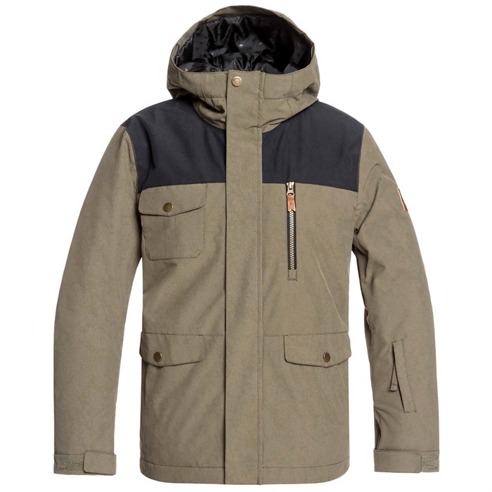 Quiksilver - Raft Jacket - Boys'