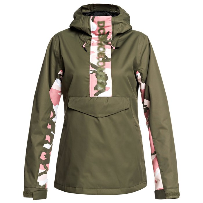 DC - Envy Anorak - Women's