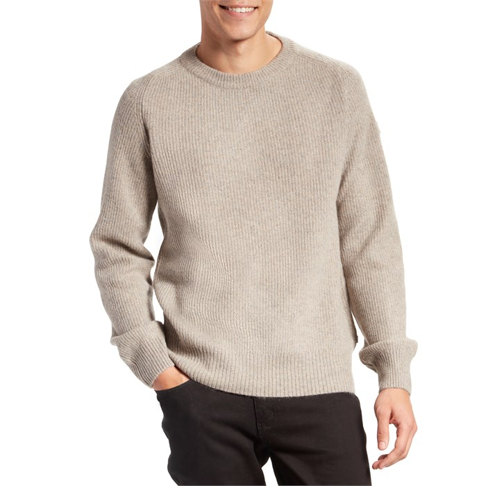 Fjallraven - Greenland Re-Wool Crewneck Sweater