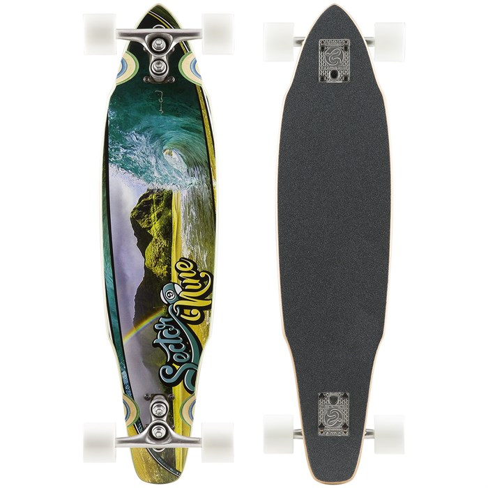 Sector 9 - Chamber Longboard Complete