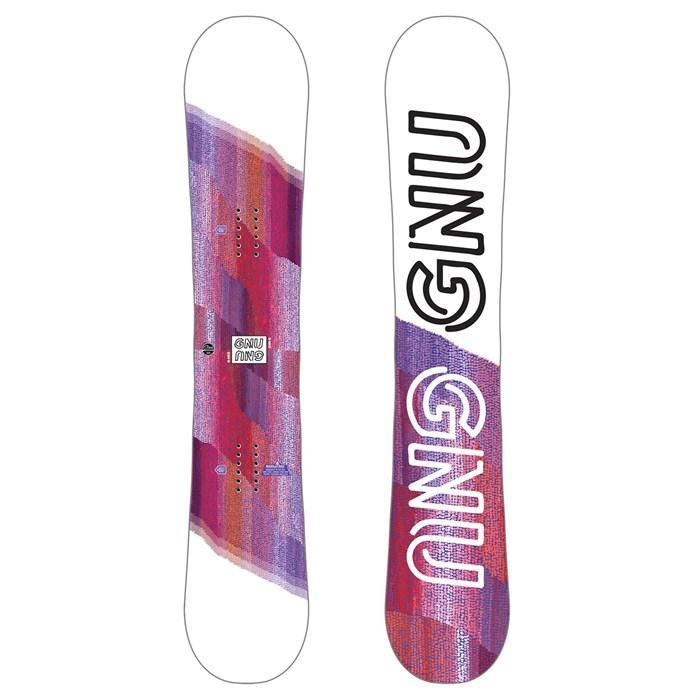 GNU - Asym B-Nice BTX Snowboard - Blem - Women's 2019