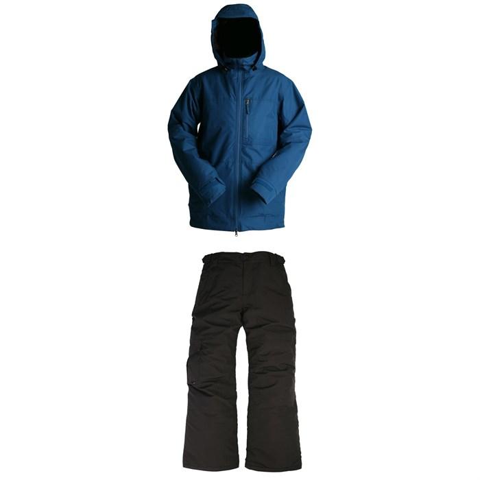 Ride - Hillman Jacket - Boys' + Ride Thunder Pants - Boys'