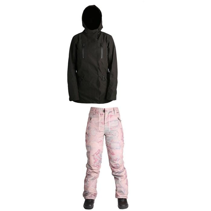 Ride - Ravenna Shell Jacket - Women's + Ride Discovery Pants - Women's
