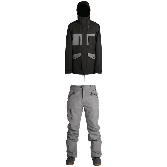 Ride - Montlake Jacket + Yesler Pant
