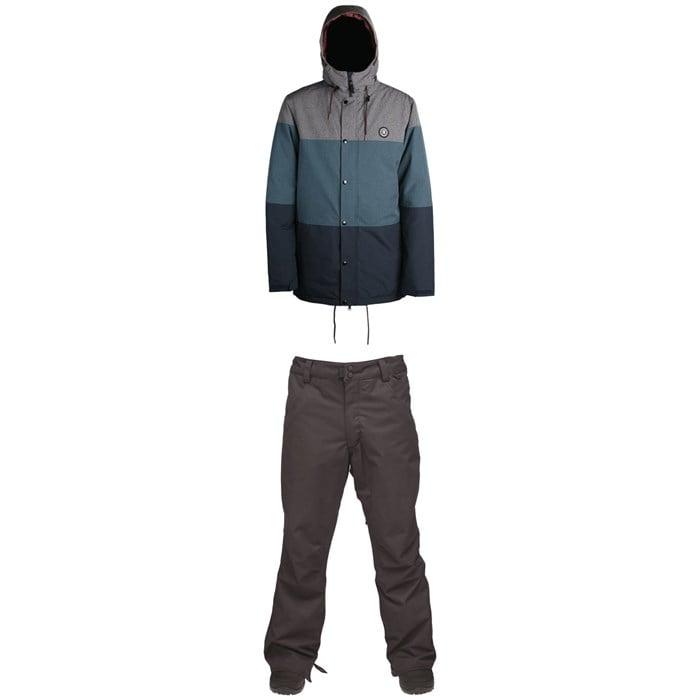 Ride - Hawthorne Jacket + Madrona Pants