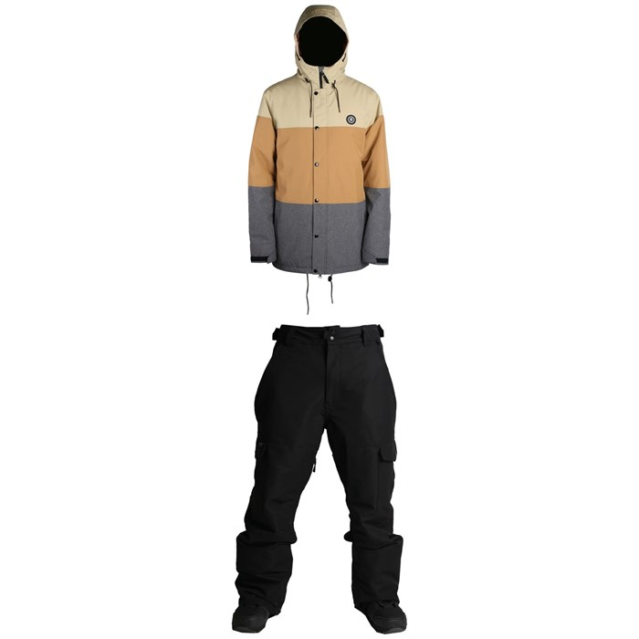 Ride - Hawthorne Jacket + Phinney Insulated Pants