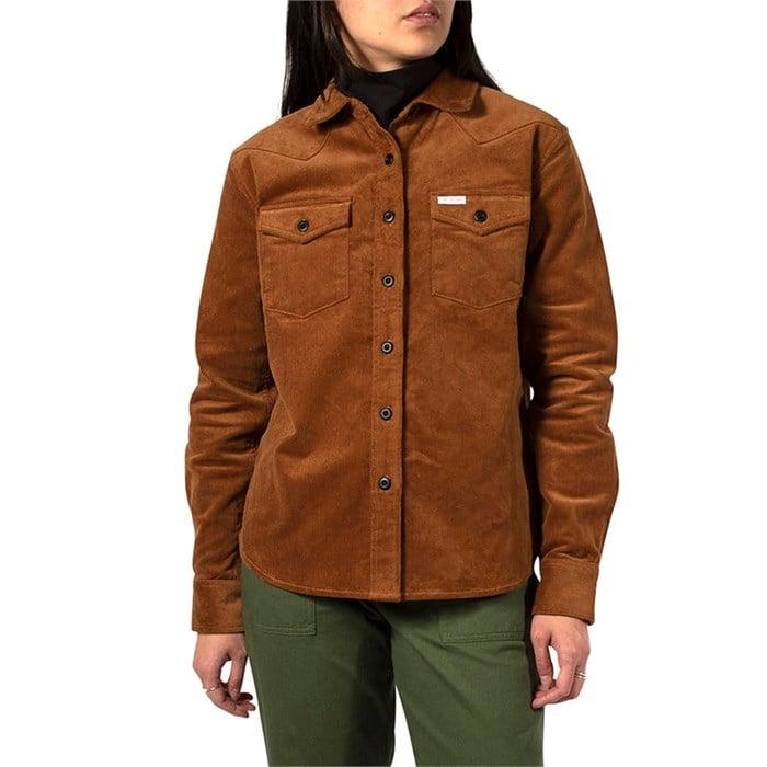 Topo Designs - Corduroy Mountain Shirt - Women's