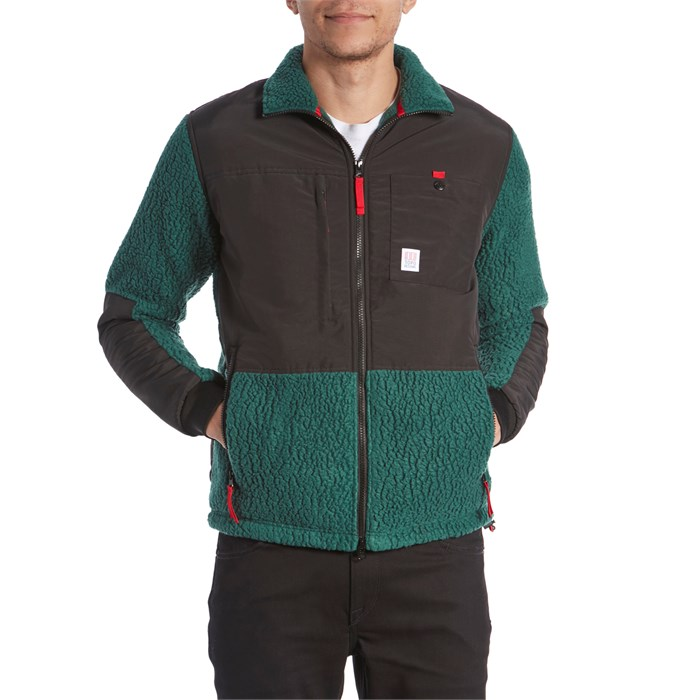 Topo Designs - Subalpine Fleece Jacket