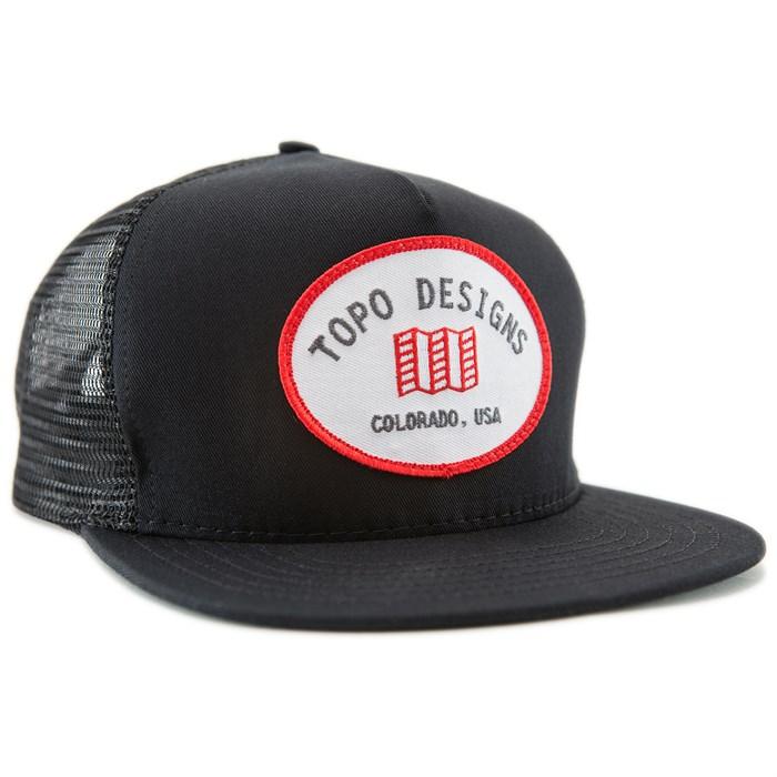 Topo Designs - Snapback Hat