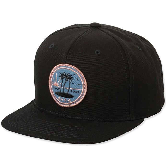 RVCA - Tropics Snapback Hat