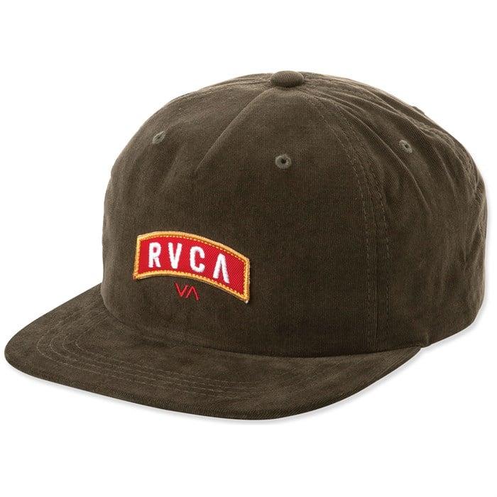 1776fdf6619731 RVCA Everett Snapback Hat | evo