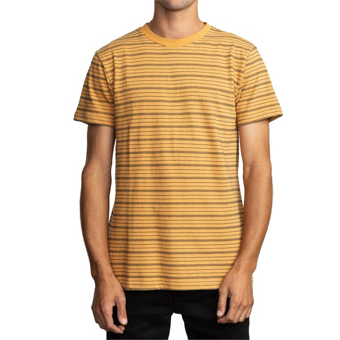 RVCA - Amenity Stripe T-Shirt