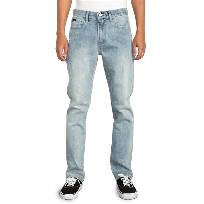 RVCA - Weekend Straight Fit Jeans