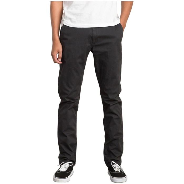 RVCA - Daggers Slim-Straight Chino Pants