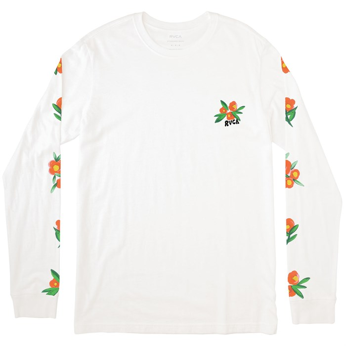 RVCA - Grisancich Jungle Long-Sleeve T-Shirt