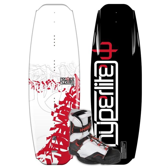 Hyperlite - Premier Wakeboard + Focus Boots 2008