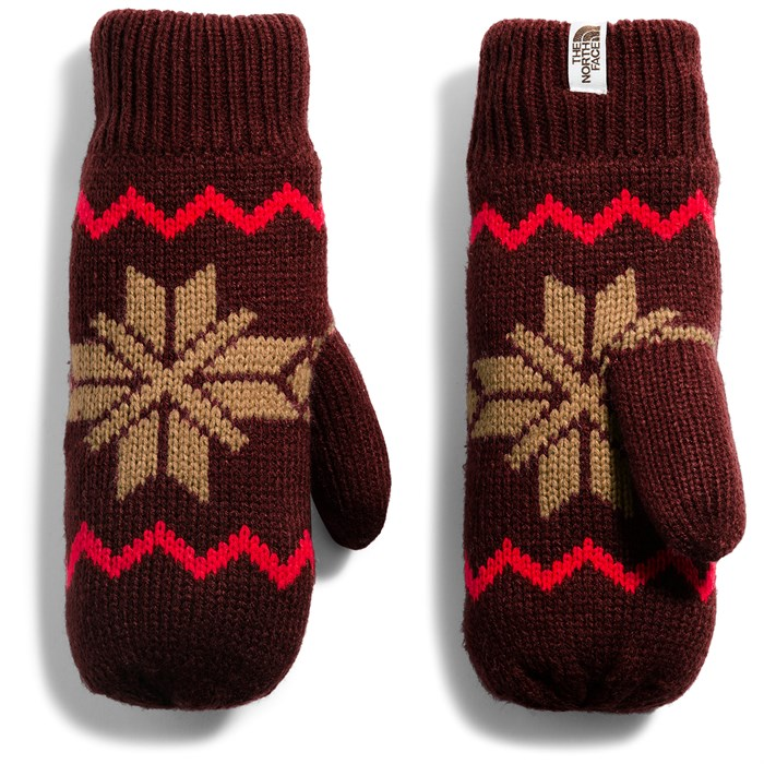 The North Face - Fair Isle Mittens