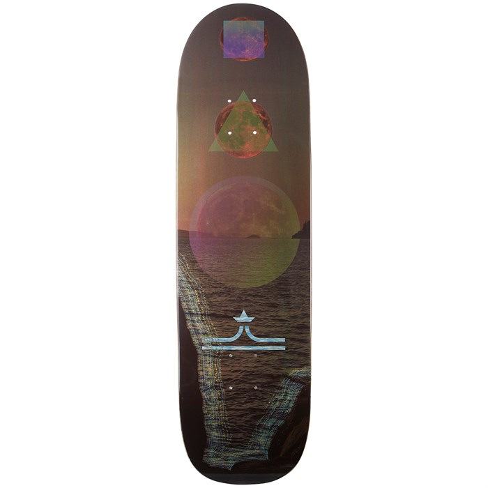 evo - Passageway Shaped 8.8 Skateboard Deck