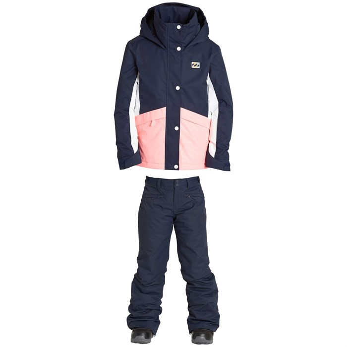 Billabong - Kayla Jacket - Girls' + Billabong Alue Pants - Girls'