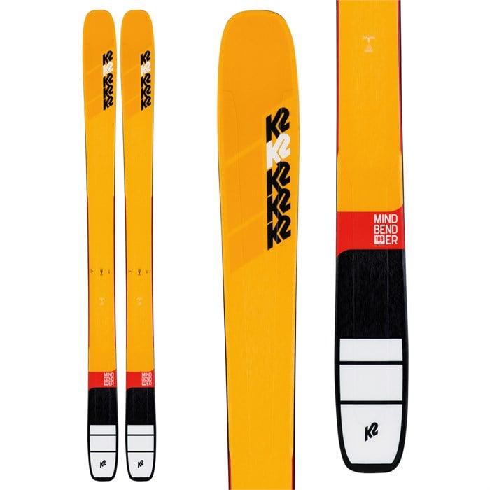 K2 - Mindbender 108Ti Skis 2020