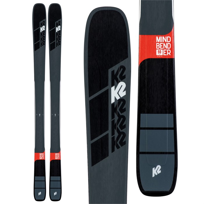 K2 - Mindbender 90Ti Skis 2020