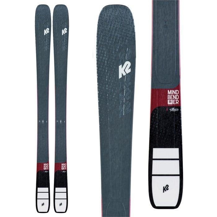 K2 - Mindbender 98Ti Alliance Skis - Women's 2020