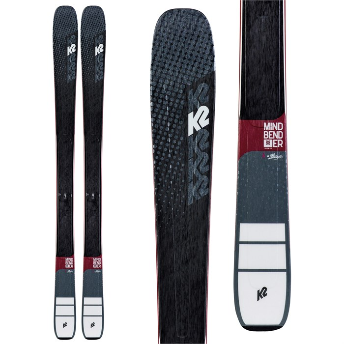 K2 - Mindbender 88Ti Alliance Skis - Women's 2020