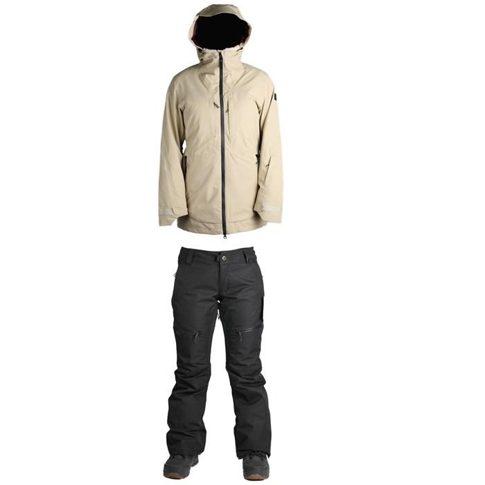 Ride - Vine Jacket + Ride Fairmount Pants - Women's