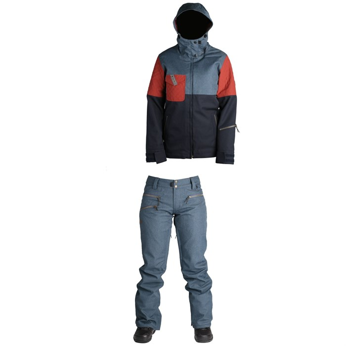Ride - Cherry Jacket + Ride Leschi Pants - Women's