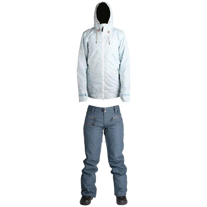 Ride - Brighton Jacket - Women's + Ride Leschi Pants - Women's