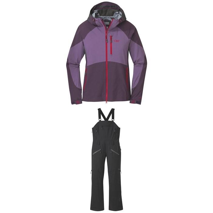 Outdoor Research - Hemispheres Jacket + Bibs - Women's