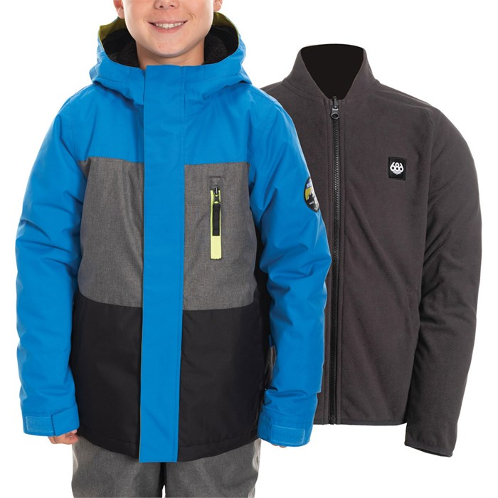 686 - Smarty 3-in-1 Insulated Jacket - Big Boys'