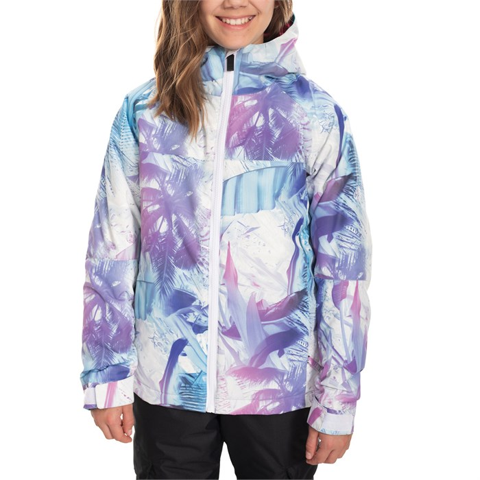 686 - Speckle Insulated Jacket - Big Girls'