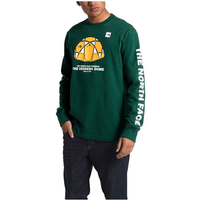 The North Face - Long-Sleeve From The Beginning Heavyweight T-Shirt
