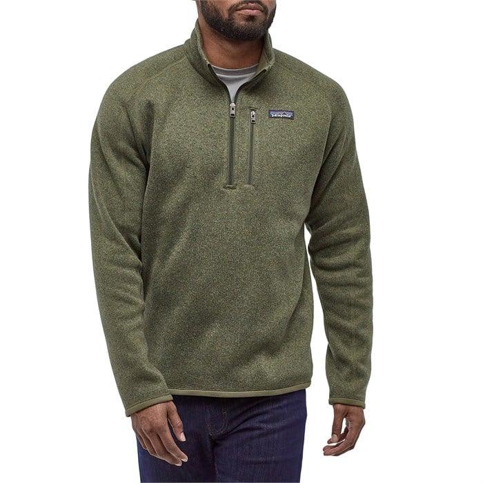 Patagonia - Better Sweater® 1/4 Zip Pullover Fleece
