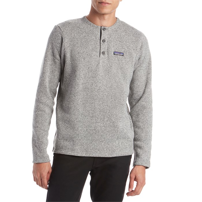 Patagonia - Better Sweater® Henley Pullover Fleece