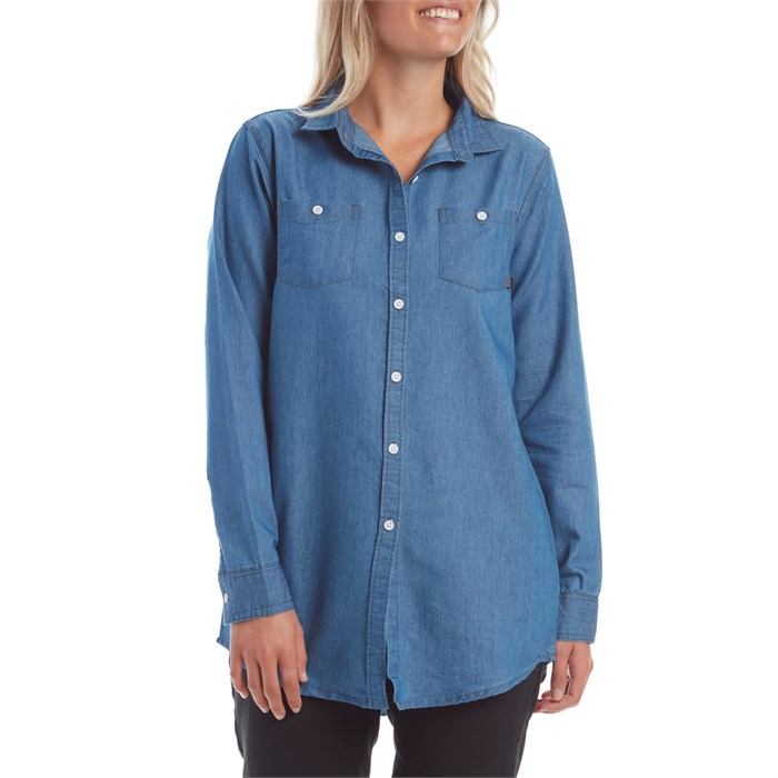 evo - Sound Denim Shirt - Women's